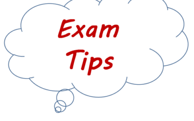 Tips to Cope with Exam Stress