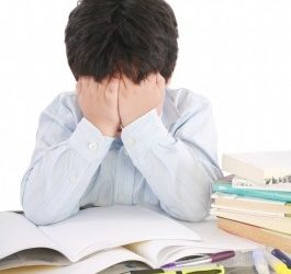 Symptoms of Stress in Children