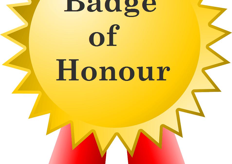 Stress, Modern Day Badge of Honour